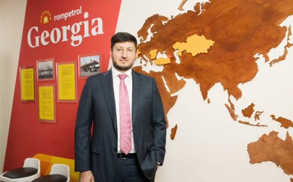 Rompetrol Georgia Is Headed by New General Manager