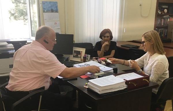 Polish professor's Workshop at GTU
